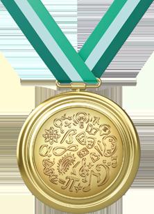Medalha OIMC 2020