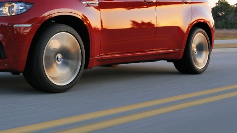 pneus na estrada