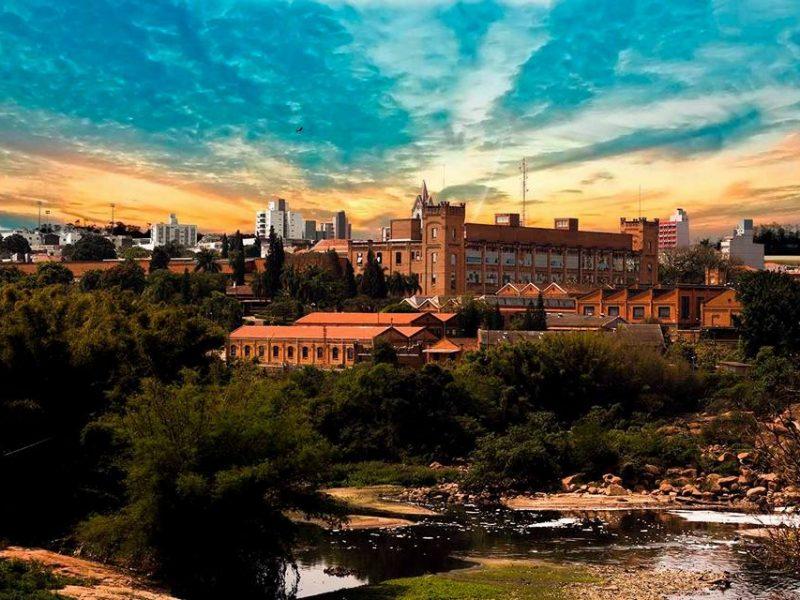 Universitário Nossa Senhora do Patrocínio – CEUNSP, em Salto/SP